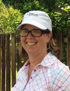 Vicki Aitken  Golf
